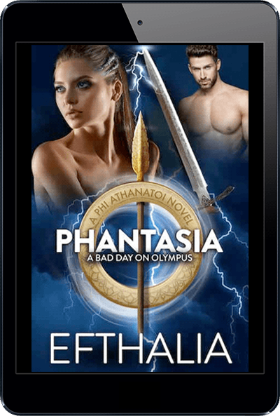 Book Cover: Phantasia by Efthalia